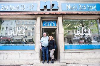 M2 Music Secondhand Ankauf von Schallplatten Records Sammlungen Klassik in Bayern