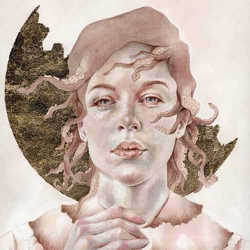 Stoya // Original Watercolour