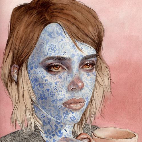 Porcelain || Fine Art Print