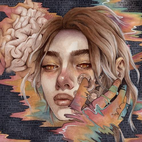 Ghost in the Machine || Fine Art Print