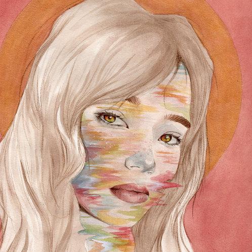 False Idols // Original Watercolour
