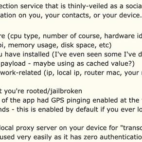 How Ethereum solves the social media problem