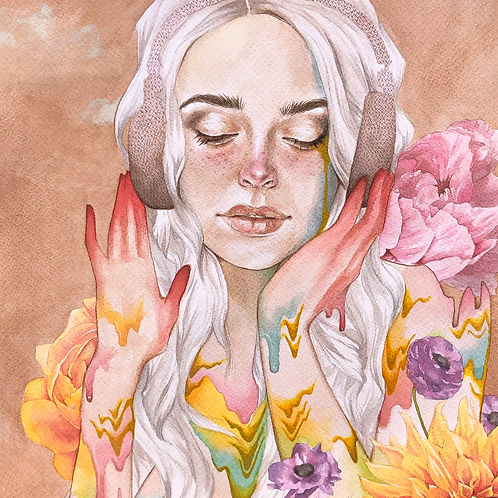 Bloom || Fine Art Print