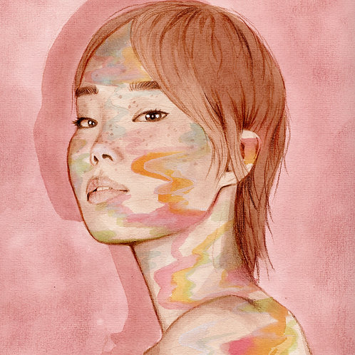Aura // Original Watercolour