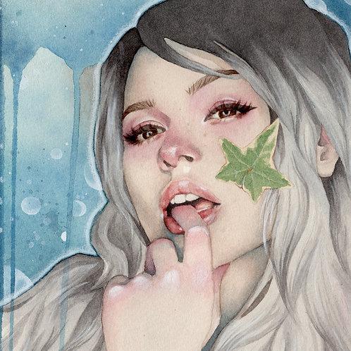 Kay // Original Watercolour