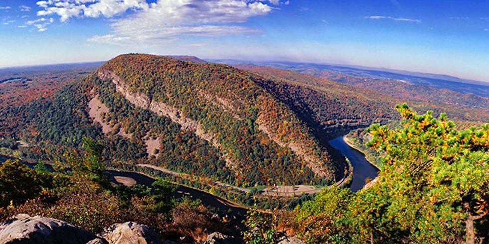 Delaware Water Gap: Mt. Tammany Hike