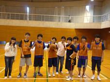 第1回講座対抗バスケットボール大会で優勝しました!