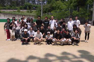 薬学部講座対抗野球大会、第1戦勝利しました。