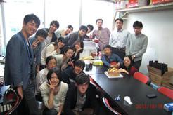 櫻井先生、お誕生日おめでとうございます !!