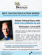 Beit Chayim November 2021 - Don Collerman d.jpg
