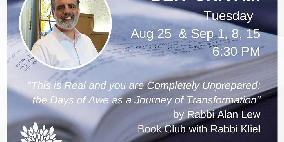 Congregational Wide Book Read.