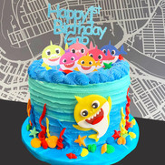 Baby Shark Cake | Munch it PASTRY SHOP
