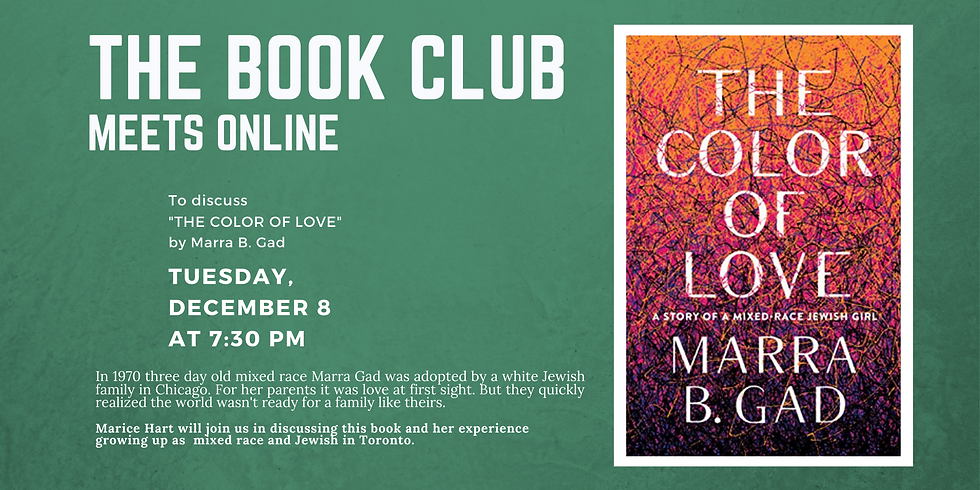 The Book Club Meets Online