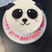 Panda Cake | Munch it PASTRY SHOP