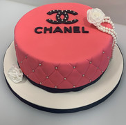 Chanel Cake | Munch it PASTRY SHOP
