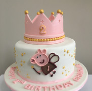 Peppa Pig Cake | Munch it PASTRY SHOP