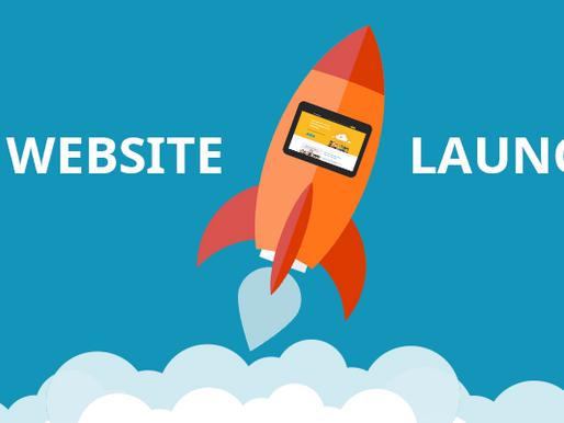 Nieuwe website klaar!
