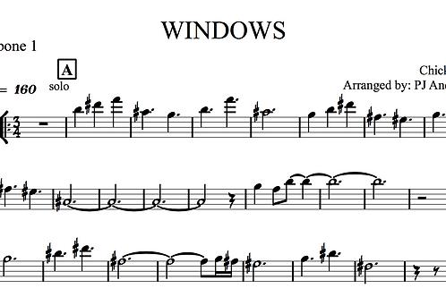 Windows 5 Trombones