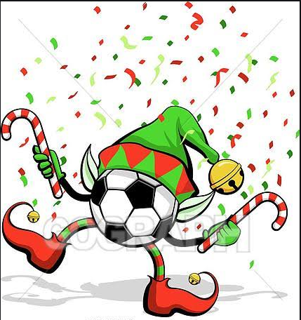 Merry Christmas From Austral Soccer Club