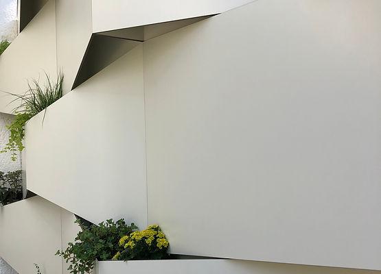 Detailansicht-Gartenabtrennwand_geometrisch_Lückenfüller.design