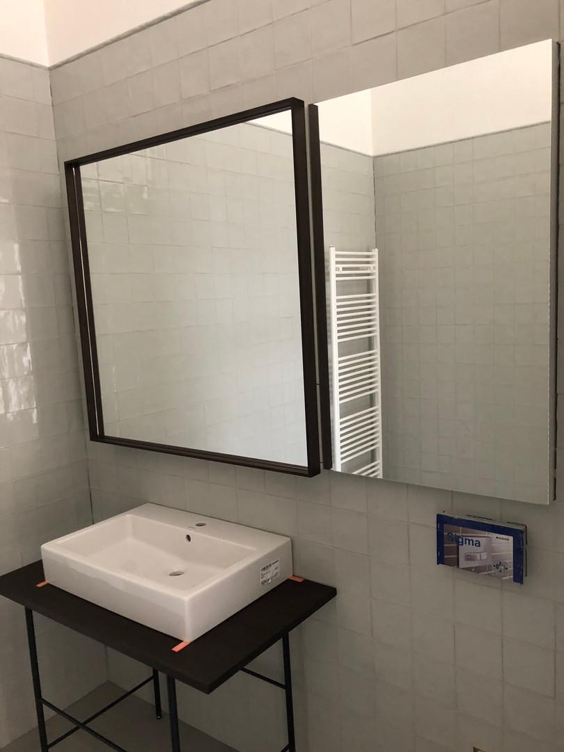 Einbau Spiegelschrank