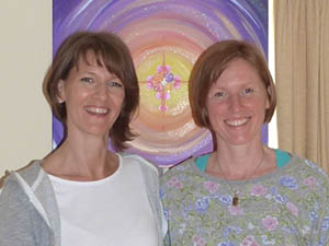 Esther Arrowsmith & Nina Heaton Workshop 2015