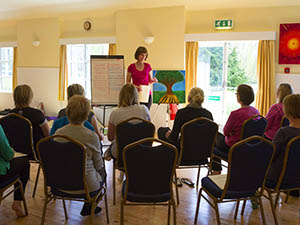Yoga & Well-being Workshop 2013
