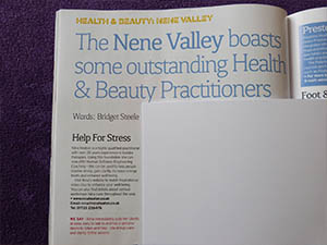 Nene Living Magazine Feature 2015