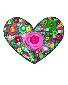 Blossoming Heart rsmall white bkgrd.png
