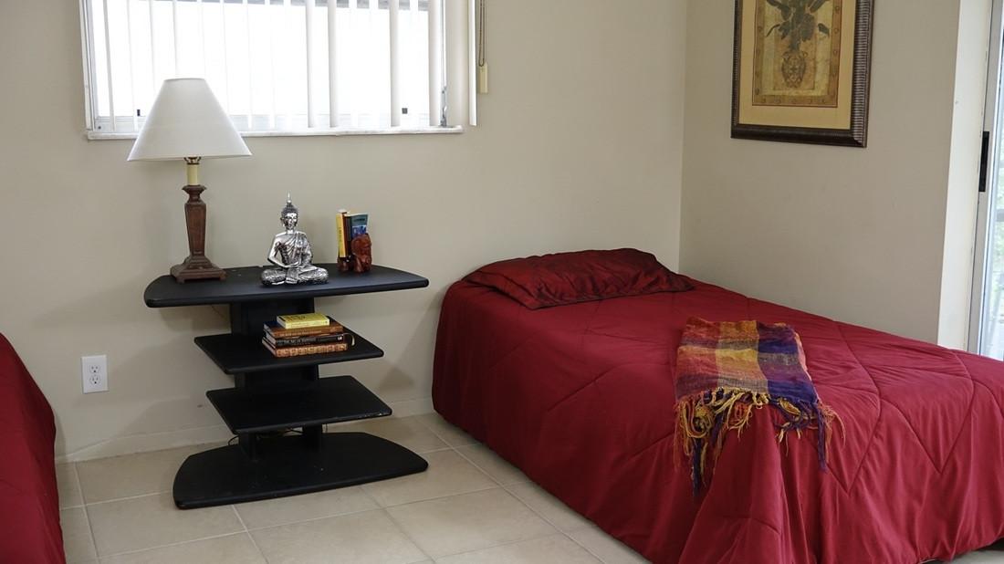 Parkside Apartments Bedroom