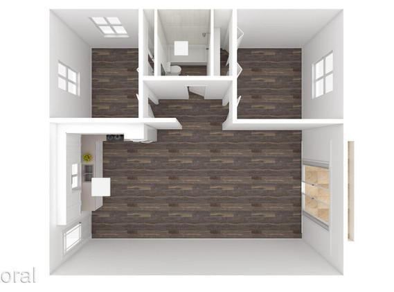 Port Coral Floor Plan