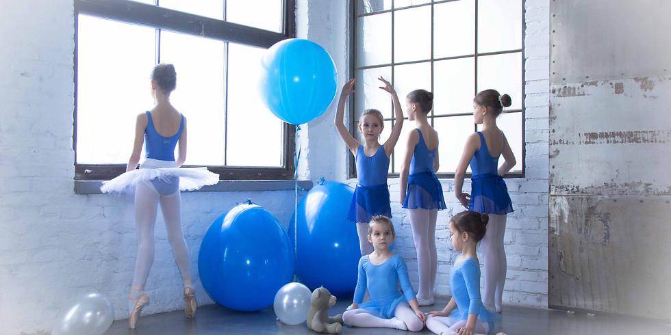 Klasszikus balett gyermekeknek - 4. Évfolyam