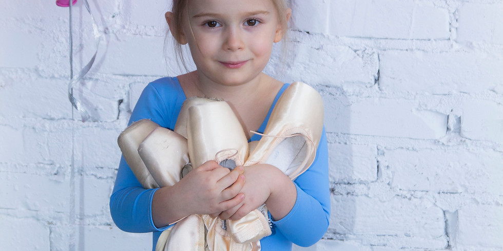 Klasszikus balett gyermekeknek - Előkészítő 1