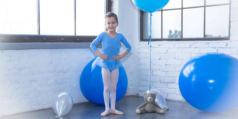 Klasszikus balett gyermekeknek - Előkészítő 2
