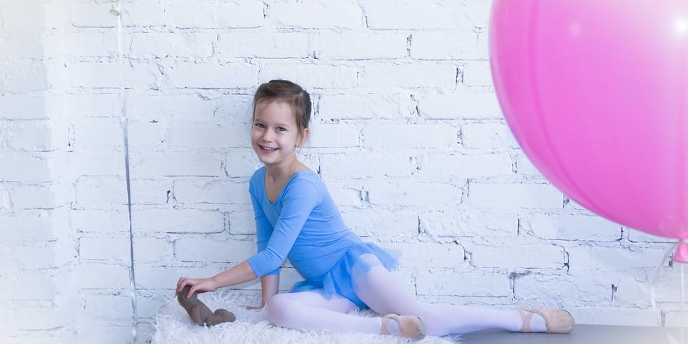 Klasszikus balett gyermekeknek - Előkészítő 3