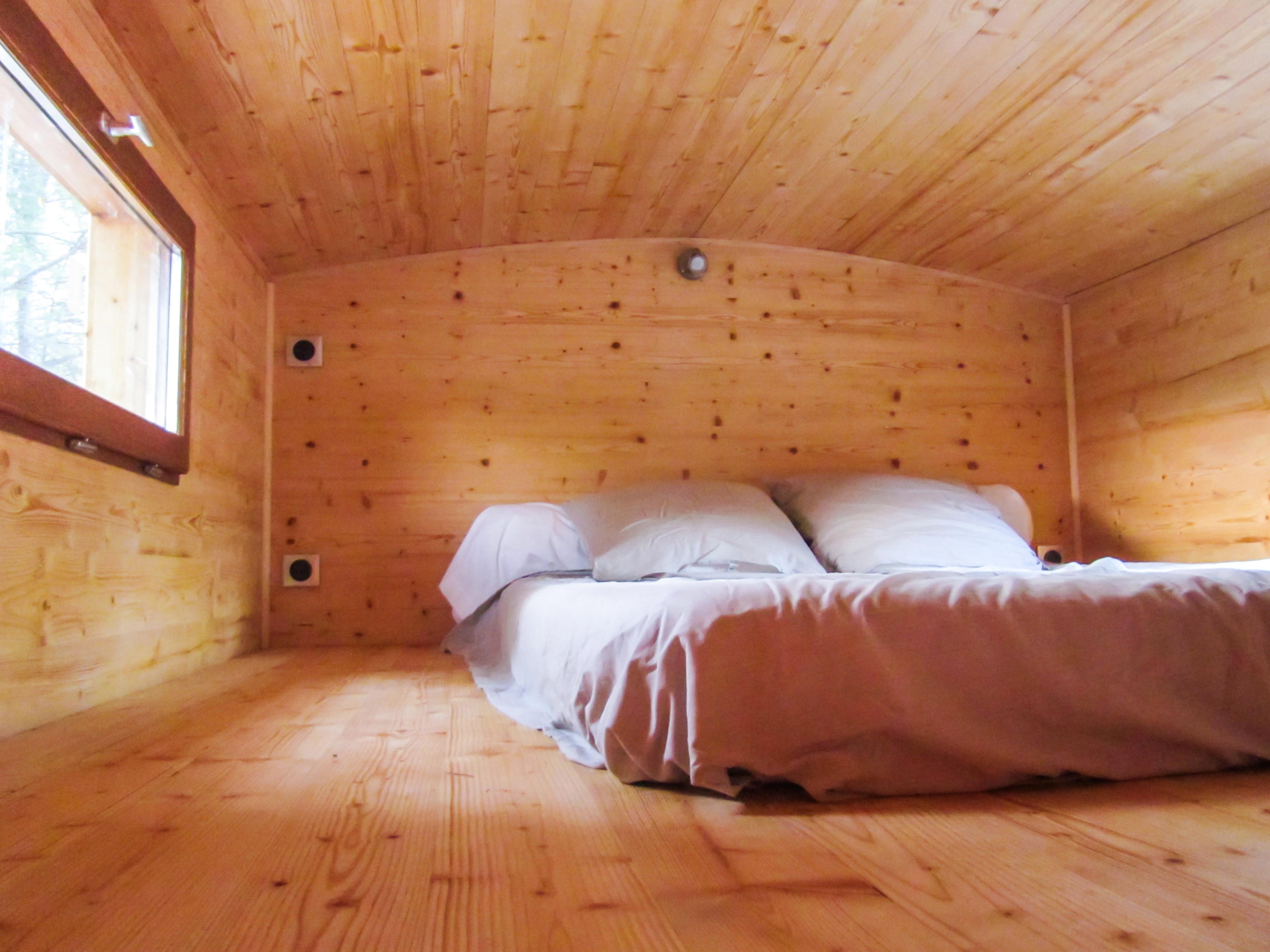 Tiny Camille - Chambre à coucher