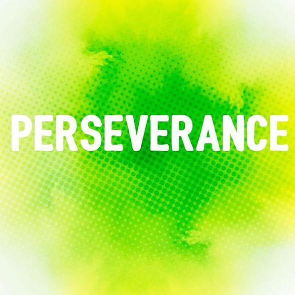 Motivation Monday: Perseverance