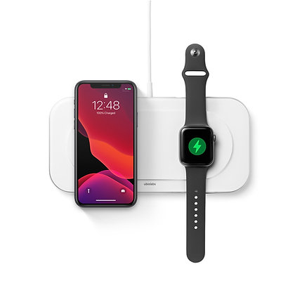 Shadow Wireless Charging Pad for iPhone and Apple Watch