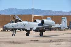 Phantom Conference - 2011  Fairchild Republic A-10C Thunderbolt II  354th Fighter Squadron 'Bulldogs' - United States Air Force