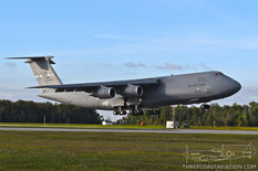 Airshow London - 2019  Lockheed C-5M Galaxy  22nd Airlift Squadron - United States Air Force