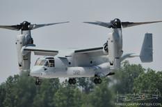 Thunder Over Michigan - 2011  Bell Boeing MV-22B Osprey  VMMT-204 - United States Marine Corps