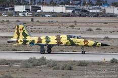 Yuma Airshow - 2019  Northrop F-5N Tiger II  VMFT-401 Snipers - United States Marine Corps
