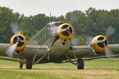 Geneseo Airshow - 2006  Junkers Ju-52  Commemorative Air Force