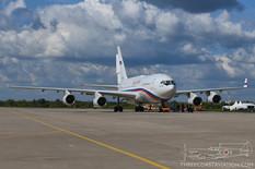MAKS - 2019  Ilyushin Il-96-300PU  Russian Presidential Aircraft