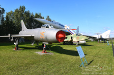 Central Air Force Museum  Sukhoi Su-7B Fitter-A