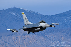 Star Wars Canyon - Dec 4, 2018  General Dynamics F-16 Fighting Falcon  57th Wing - United States Air Force