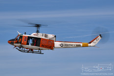 Yuma Airshow - 2019  Bell HH-1N Huey  Yuma SAR - United States Marine Corps