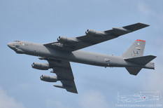 Thunder Over Michigan - 2010  Boeing B-52H Stratofortress  96th Bomb Squadron - United States Air Force