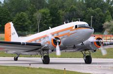 Thunder Over Michigan - 2009  Douglas DC-3 Dakota