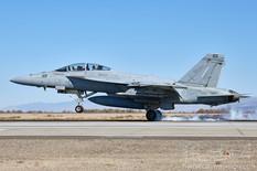 NAS Fallon - Oct 30, 2019  Boeing F/A-18F Super Hornet  VFA-32 Fighting Swordsmen - United States Navy